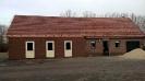 Sanitair en hennekooi in aanbouw 2015_5