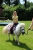 Pony rijden met hemelvaart _9